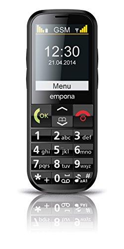 emporia handy senioren emporiaECO C160 schwarz