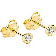 Ohrstecker gold  Suchergebnis auf Amazon.de für: Ohrstecker Gold Diamant
