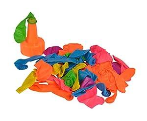 Simba 107792305Bombas de Agua, 50Unidades, Multicolor