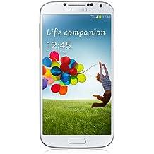"""Samsung Galaxy S4 (I9505) - Smartphone libre Android (pantalla táctil de 4.99"""", cámara 13 Mp, 16 GB, Quad-Core 1.9 GHz, 2 GB RAM, LTE), Blanco (Versión Europea)"""