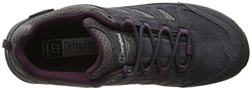 Arrampicata Donna Multicolore Expeditor da Shoes Aq Tech wine Berghaus Grey Active Scarpe 01wxpzW8q