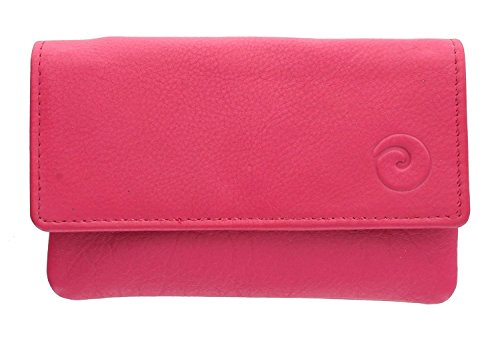 Hide and Sleek , Portamonete  rosso Red Pink