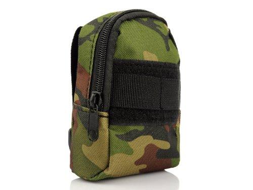 Nylon Outdoor Sport Tasche Multifunktionen Praktische Ausrüstung für Smart Phone Pack Geld (Besten Festival Outfits)