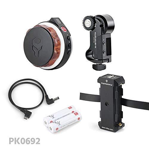TiLTA Nucleus-Nano + 18650 Power Kit Wireless Lens Control System Kit Focus Lens Control Kit