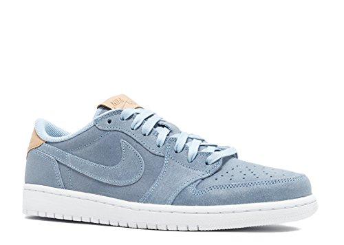 B06 - Nike AIR JORDAN 1 RETRO LOW OG PREM 905136-402 Size EUR 42
