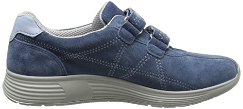 Hotter Astrid, Sneakers Hautes femme Grey (Blue River)