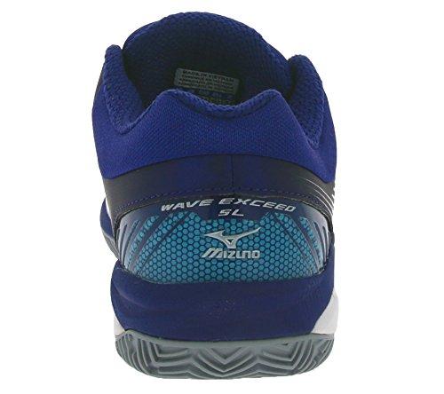 Mizuno Wave Exceed SL CC Scarpe Da Tennis Blue
