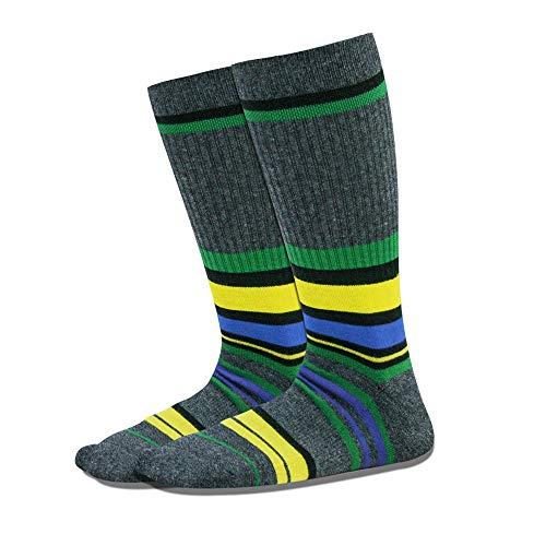 JSGJWWZZ Men's Socks 3 Pairs of Mixed Basketball Socks Thickening Japan and South Korea in The Tube Socks Cotton Sports Socks Terry Men Socks Elite Socks Socks Autumn and ()