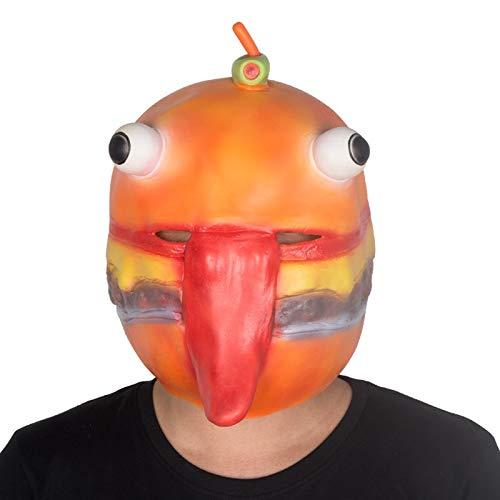 Krueger Kostüm Freddy Streich - LUOJUNHUAN Festliche Party Supplies Maskerade Kostüm Bar lustige Latex-Maske