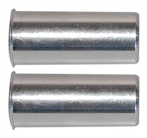 Flachberg Pufferpatronen Kaliber 12 Aluminium 48mm Lang (2 Stück) Pufferpatrone kal 12/70 -