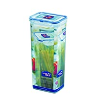 Lock & Lock Airtight Rectangular Tall Food Storage Container Pasta Box 67Oz