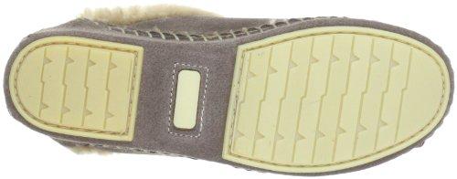 Hans Herrmann Collection HHC 021695-200, Pantofole donna Marrone (Braun (dunkelbraun))