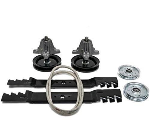 Kit Mulching-mtd (USA Premium Store Deck Mulching Rebuild Kit 106,7 cm Craftsman LT2000, 942-04308, 954-04060, 918-04822A)