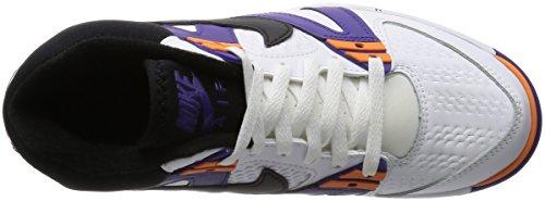 Nike Air Tech Challenge Iii, Chaussures de Tennis Homme, Marron Weiß
