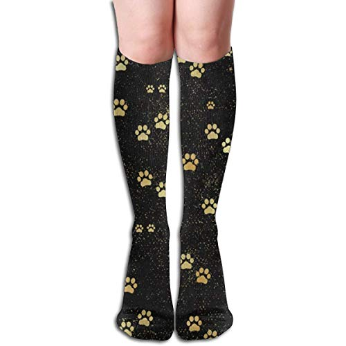 guolinadeou Socks Green Cannabis Marijuana Leaves Black Cool Womens Stocking Party Sock Clearance for Girls -