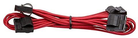Corsair CP-8920194 Premium Individually Sleeved Peripheral Cable, Blue