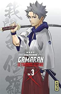 Gamaran - Le tournoi ultime Edition simple Tome 3