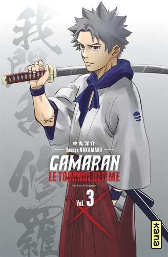 Gamaran - Le tournoi ultime Edition simple Tome 3