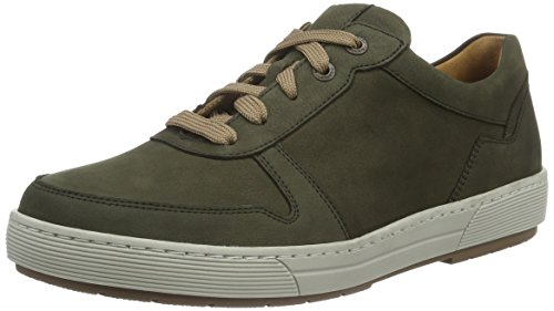 Ganter HELENA, Weite H, Sneakers Donna Verde (Grün (forest 5800))