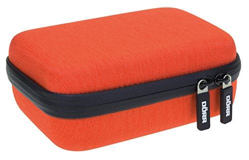 Dörr 431132 Hardcase GPX GoPro Hero 2/3/3+/4 für Kamera, Gehäuse und Zubehör (Größe:S) orange (Gpx-tv-fernbedienung)
