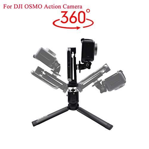 Lippenstift-video-kameras (Webla Für STARTRC DJI OSMO Kamerahalterung mit Stabilisatorhalterung, Aluminium)