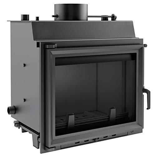 Kamineinsatz wasserführend kratki MAJA 12 mit 8 kW wassergeführt