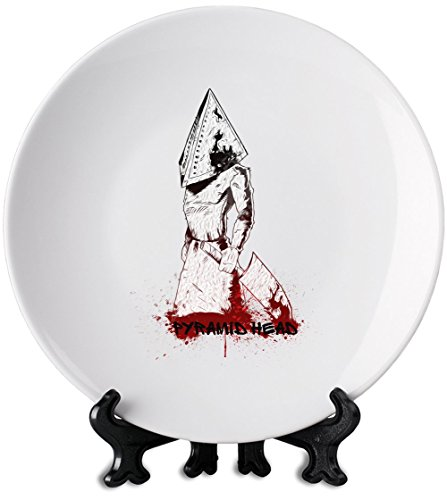pyramid-head-white-plate-premium-ceramics-personalized-dish-print-on-your-plate-for-truly-unique-mea