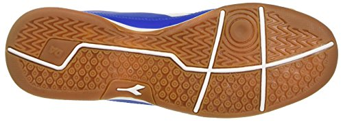 Diadora 650 Iii Id, Scarpe per Allenamento Calcio Uomo Blu (Azzurro/Bianco)