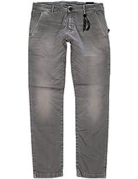 SELECTED Premium Denim Herren Jeans, Herren Hose Bela Chino Slim Fit Pant SCI 18