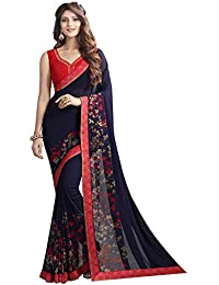 b40515f8d0 Saree For Women Party Wear Half Sarees Offer Designer Below 500 Rupees  Latest Design Under 300 Combo Art Silk New Collection 2018 In…