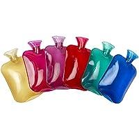 Wärmflasche XL 2 Liter NEON Wärmekissen Wärmflaschen Wärmkissen Entspannung blau preisvergleich bei billige-tabletten.eu