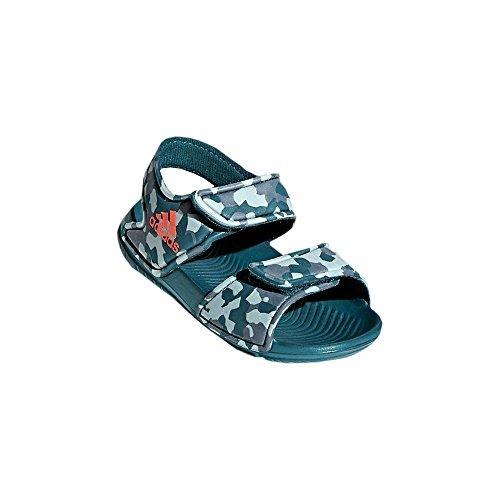 adidas Unisex Baby Altaswim Sandalen, Blau (Reatea/Hireor/Ashgre), 22 EU (Adidas Sandalen Blau)