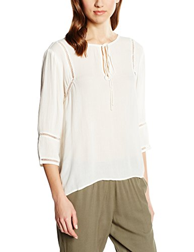 B-Young Ibis Blouse - Blouse - Femme Blanc - Weiß (Off White 80115)