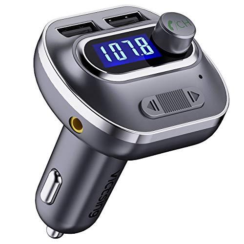 VicTsing Transmetteur FM Bluetooth