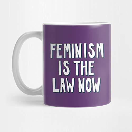 Llynice El Feminismo es la Ley Ahora 324 ml Taza de café