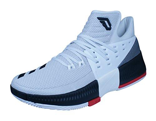 adidas Dame 3 Rip City Basketballschuh Herren 14 UK - 50 EU