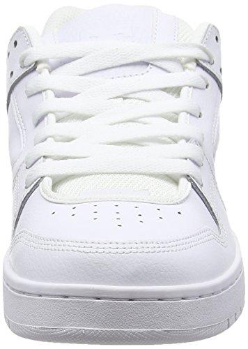 DC Shoes Manteca M Shoe, Baskets Basses homme Ivoire - Elfenbein (XWWW)