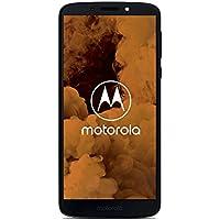 Motorola G6 Play Smartphone Portable Débloqué 4G (Ecran: 5,7 Pouces - 32 Go - Double Nano-SIM - Android) Bleu Indigo