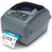 Zebra GX420t Térmica directa / transferencia térmica 203 x 203DPI - Impresora de etiquetas (Térmica directa / transferencia térmica, 203 x 203 DPI, 152 mm/s, Bluetooth, Ethernet, LAN inalámbrica, Alámbrico, 8 MB)