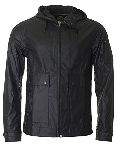 Pretty Green Wren Jacket, Blouson Homme Black