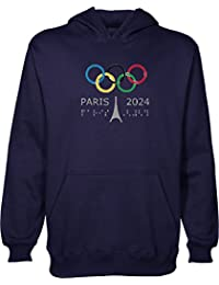 Olympic Games Paris 2024 T-Shirt Unisex Pullover Hoodie