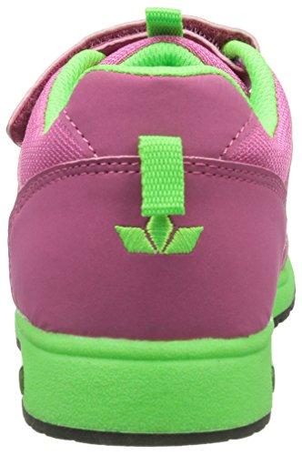 Lico Cool VS Mädchen Sneakers Pink (pink/grün)