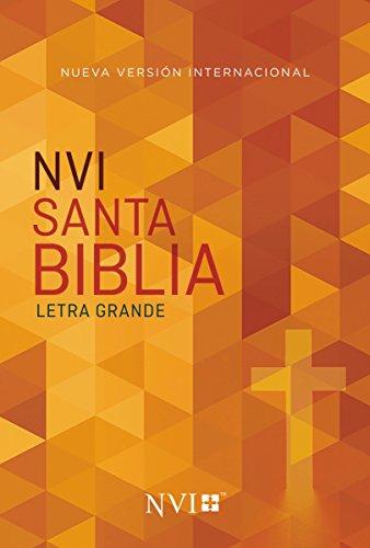 Santa Biblia NVI - Letra Grande - Economica por Nueva Version Internacional