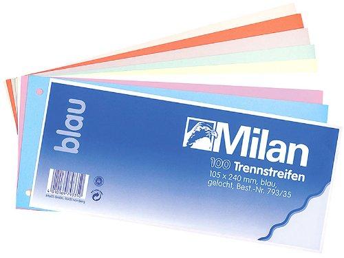 Trennstreifen Milan 100er
