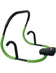 Schildkröt Fitness AB ROLLER-Bauchwegtrainer, (black-green), 960042