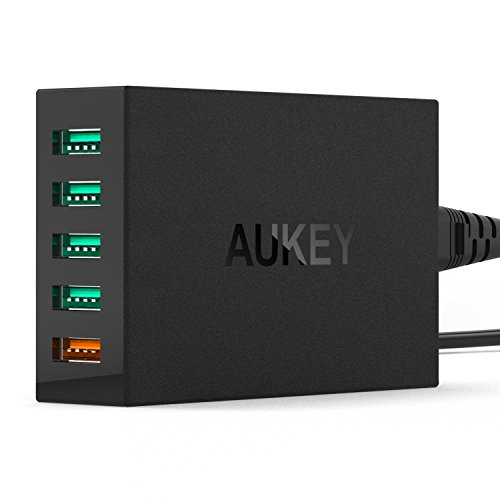 aukey-54-w-5-ports-quick-charge-20-usb-wall-charger