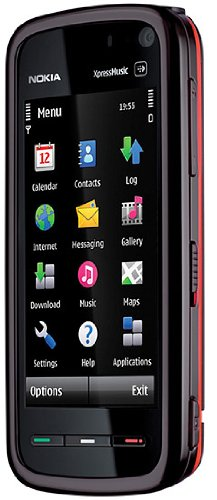 T-Moblie Nokia 5800 Red 8GB T-Mobile