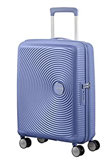 American Tourister Soundbox Spinner Espandibile Bagaglio A Mano, 55 cm, 35,5/41 L, 2,6 Kg, Blu (Denim Blue) (B079M38H1H) | Amazon price tracker / tracking, Amazon price history charts, Amazon price watches, Amazon price drop alerts