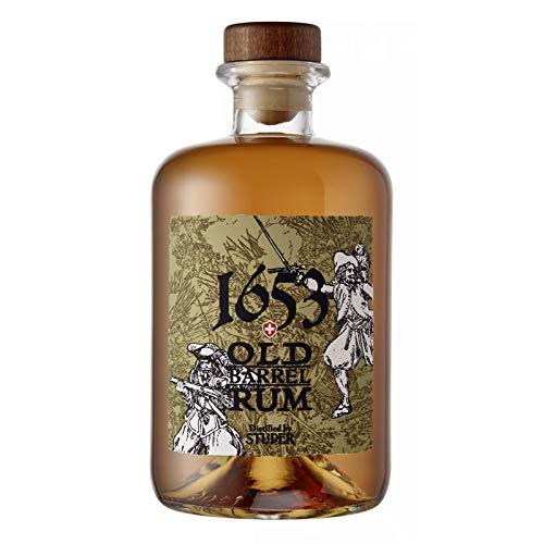 Studer 1653 Old Barrel Rum Golden (1 x 0.5 l)