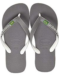 c997828d8234 Havaianas Unisex Adults  Brasil Mix Flip Flops